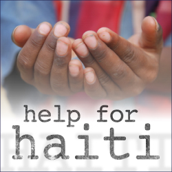 Help for Haiti- How Much YOU Raised…