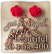 getbeautiful, give beautiful