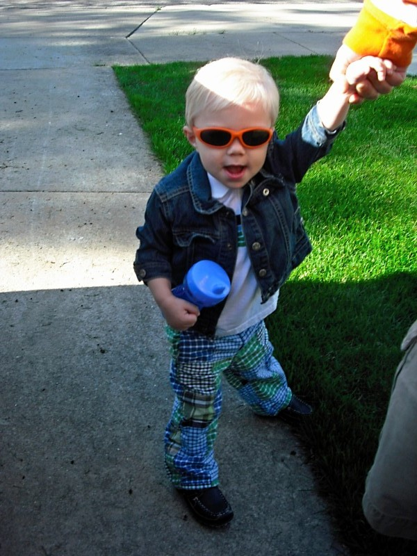 Wordless Wed.- Too Cool