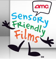 Sensory Friendly Films at AMC