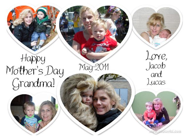 Happy Mother's Day, Nana!