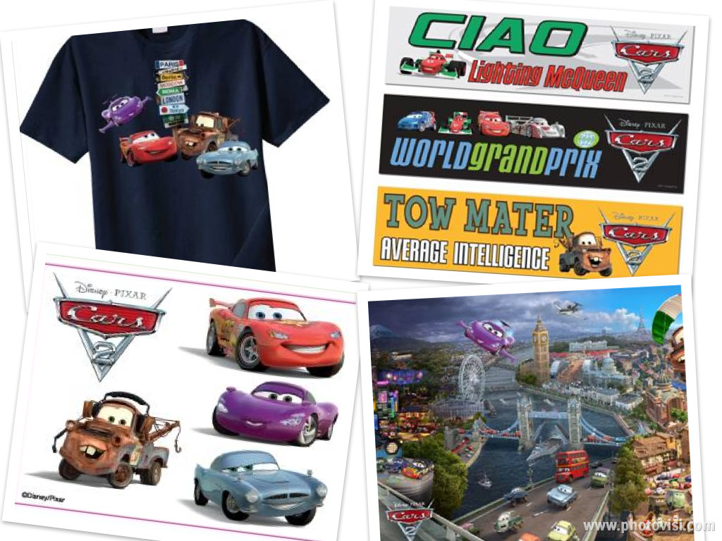 Cars 2 Giveaway