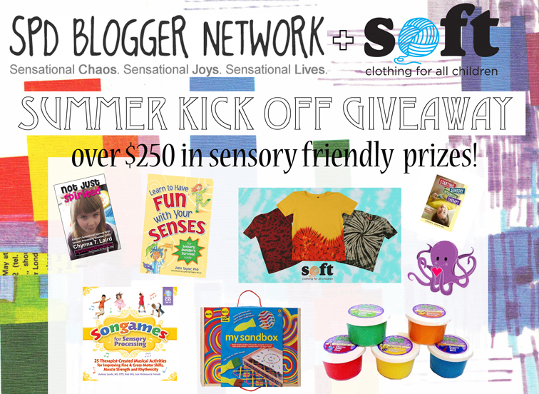 $250 Sensory Friendly Giveaway
