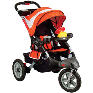 Jeep Liberty Sport X All Terrain Stroller Review And