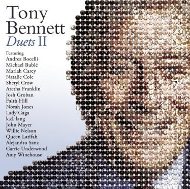 Tony Bennett's New CD {Giveaway}