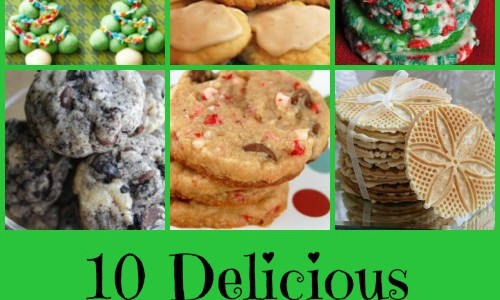 christmas cookies roundup
