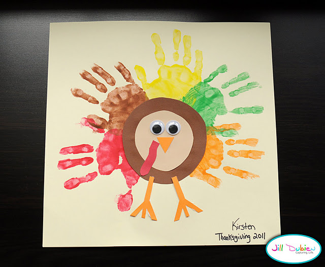 Cute Lil' Turkey