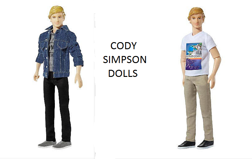 Cody Simpson Dolls Giveaway {Forget The Resolutions Blog Hop}
