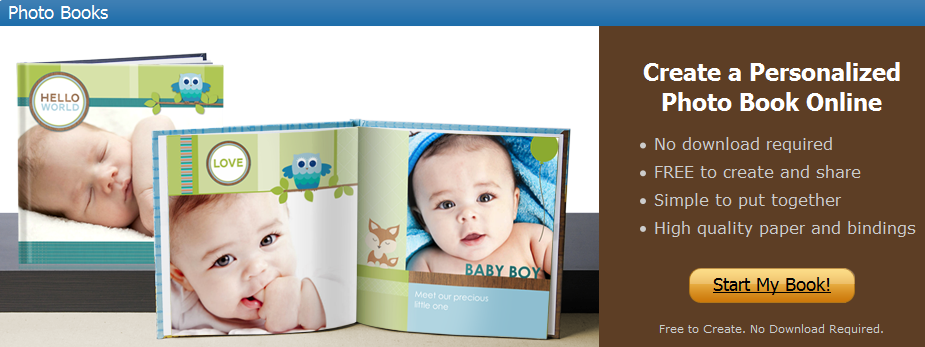 30% Off Photo Books At Mixbook