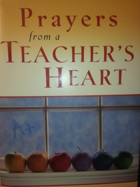 prayers for a teacher's heart