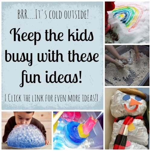 Fun Winter Activity Ideas For Kids