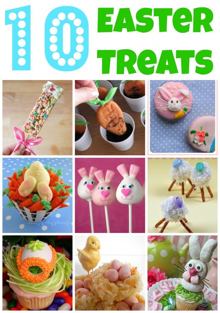 Easter Desserts & Treats