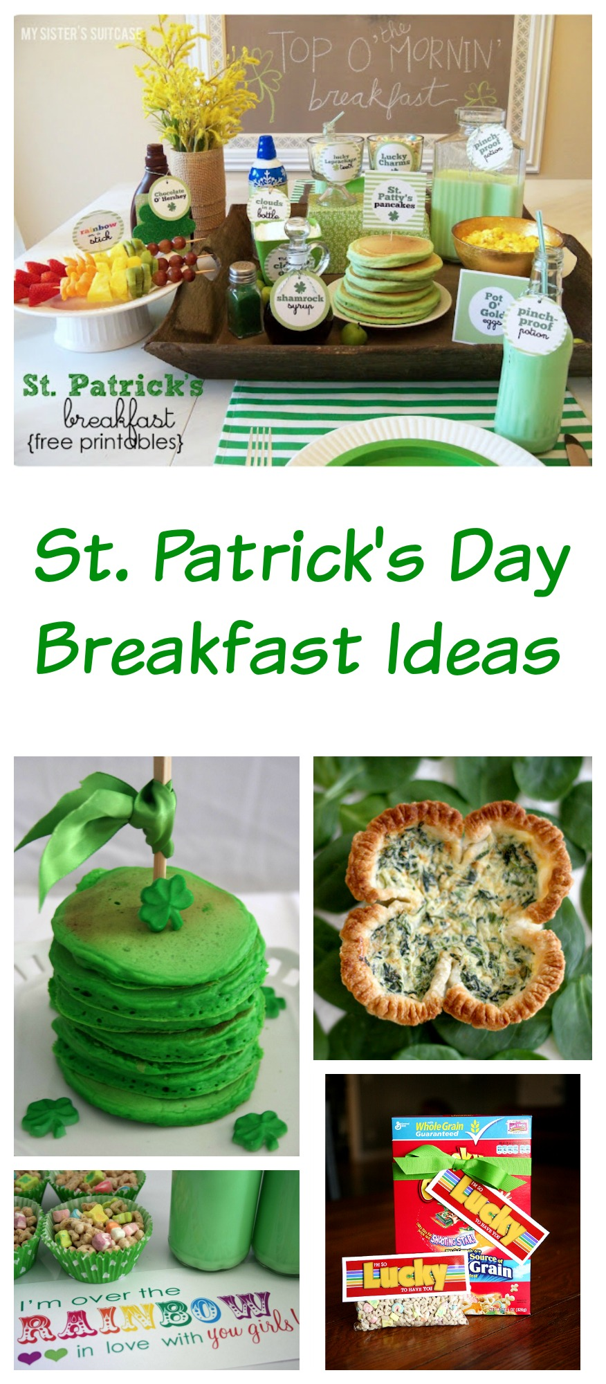 St Patrick S Day Breakfast Ideas Making Time For Mommy