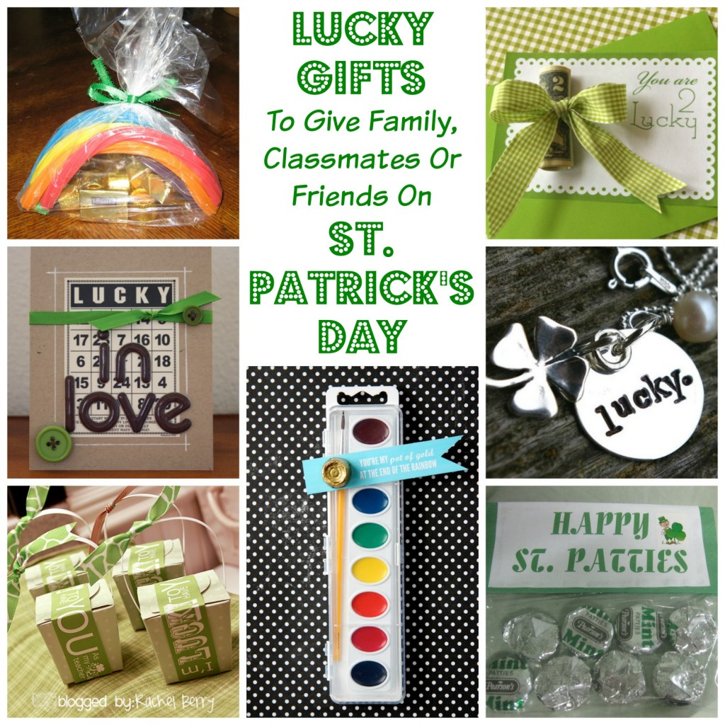 Lucky Gifts For St. Patrick's Day