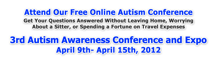 Free Online Autism Conference {Autism Awareness Month}