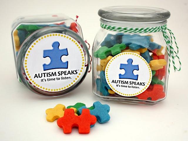 Special Cookies {Autism Awareness Month}