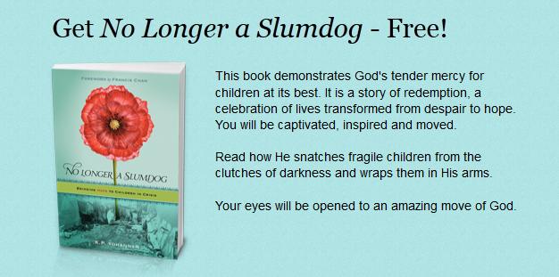 Free Christian Book- No Longer A Slumdog