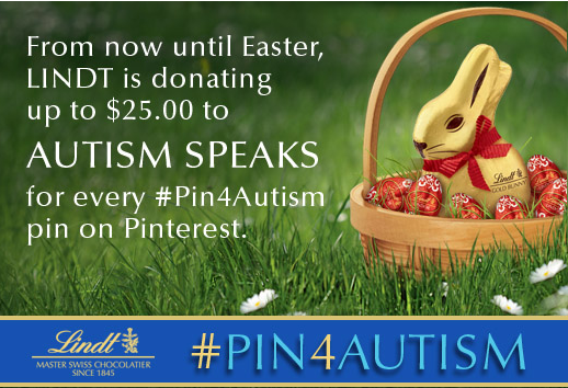 #Pin4Autism And Make A Difference {Autism Awareness Month}