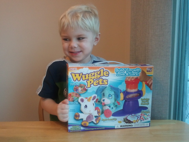 Wuggle Pets Review