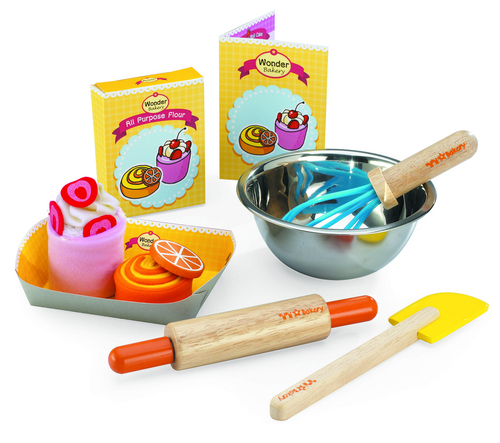 Wonderworld Toys Bakery Set Giveaway {Shake, Rattle and Roll Event}