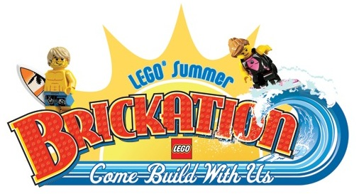 LEGO Summer Brickation Event {And A Giveaway!}