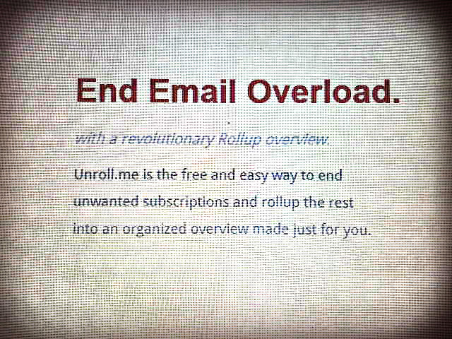Review Of Unroll.Me {Tidy Up Your Email Inbox!}