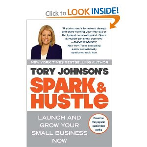 spark & hustle book