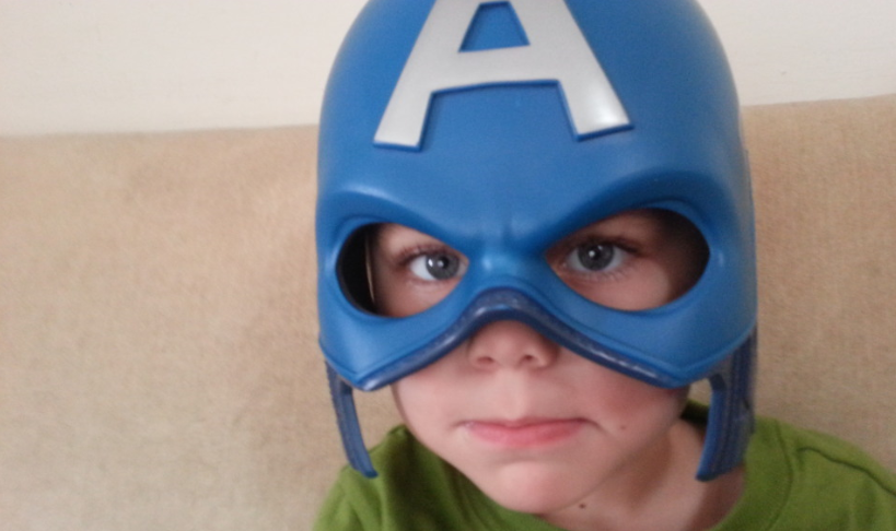 Marvel's The Avengers Hero Mask Review & Giveaway