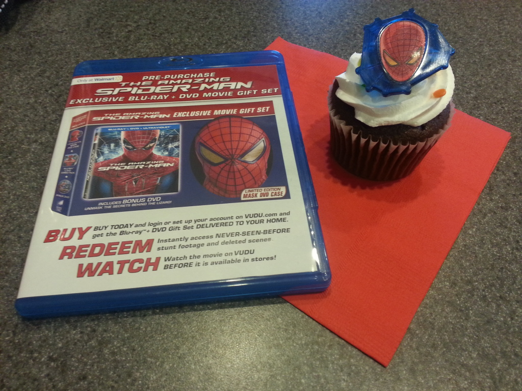 The Amazing Spider-Man Themed Party