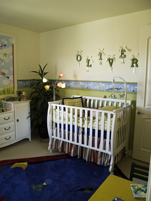 Baby Budgeting For The Nursery Essentials