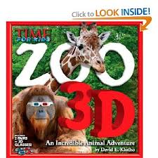 Zoo 3D Awesome Animal Kingdom Book Review