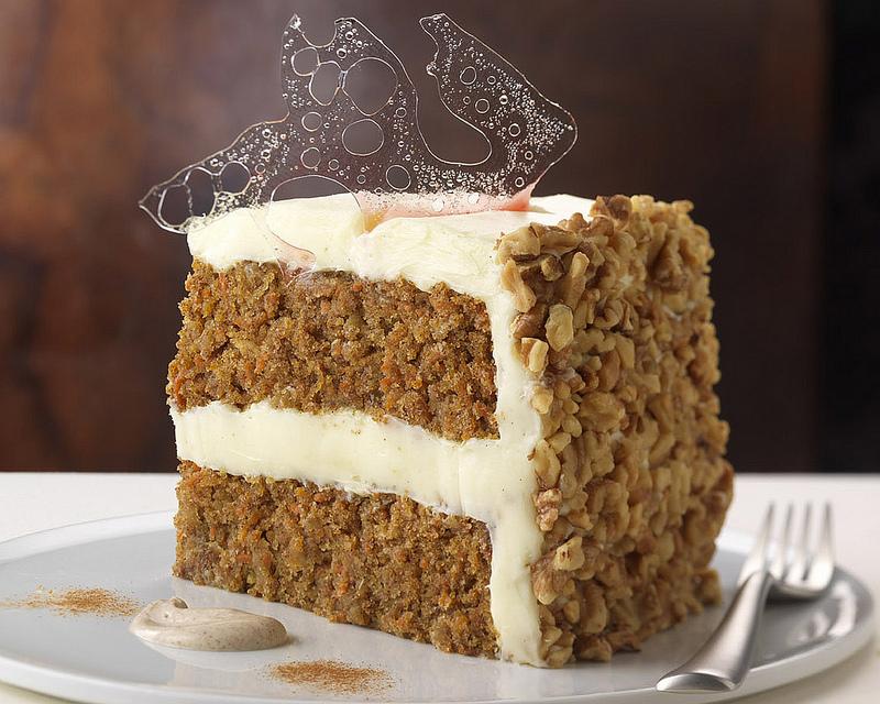 Benny's Carrot Cake {Recipe}