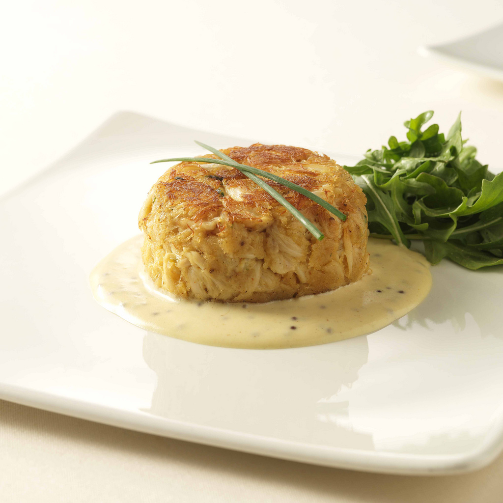 Benny's Chop House Crab Cakes {Recipe}