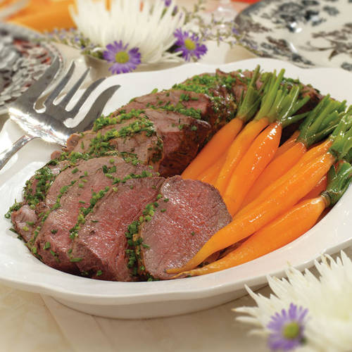 Bistro Beef Tenderloin {Recipe}