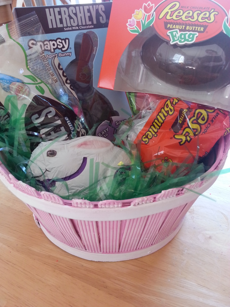 Easter archives making time for mommy easter basket fun with hersheys negle Image collections