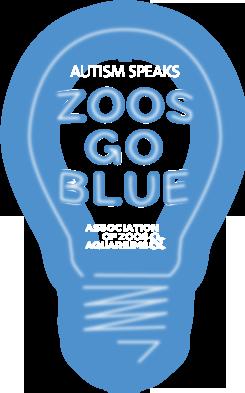 zoos go blue