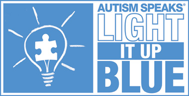 Light It Up Blue For Autism {April 2nd}