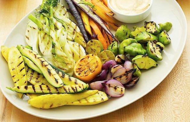 Masi Grilled Vegetables
