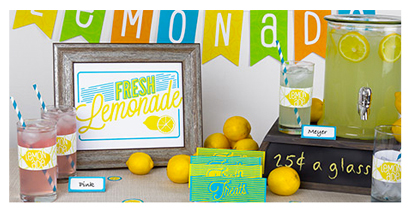 Summer Printables From Snapfish