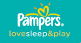 Love, Sleep & Play With Pampers {Giveaway}