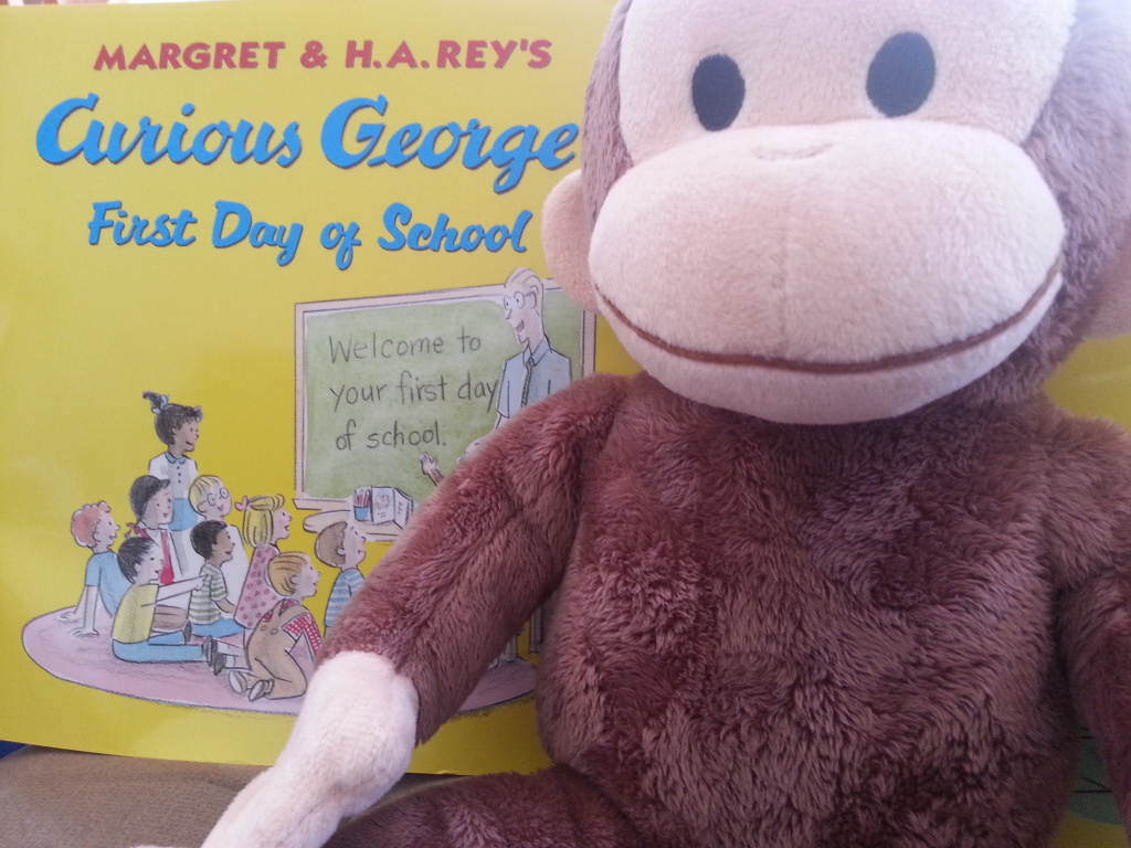 Kohl's Cares Teams Up With Curious George