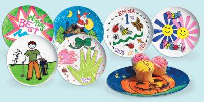 Make A Plate Art Project Kits For Kids