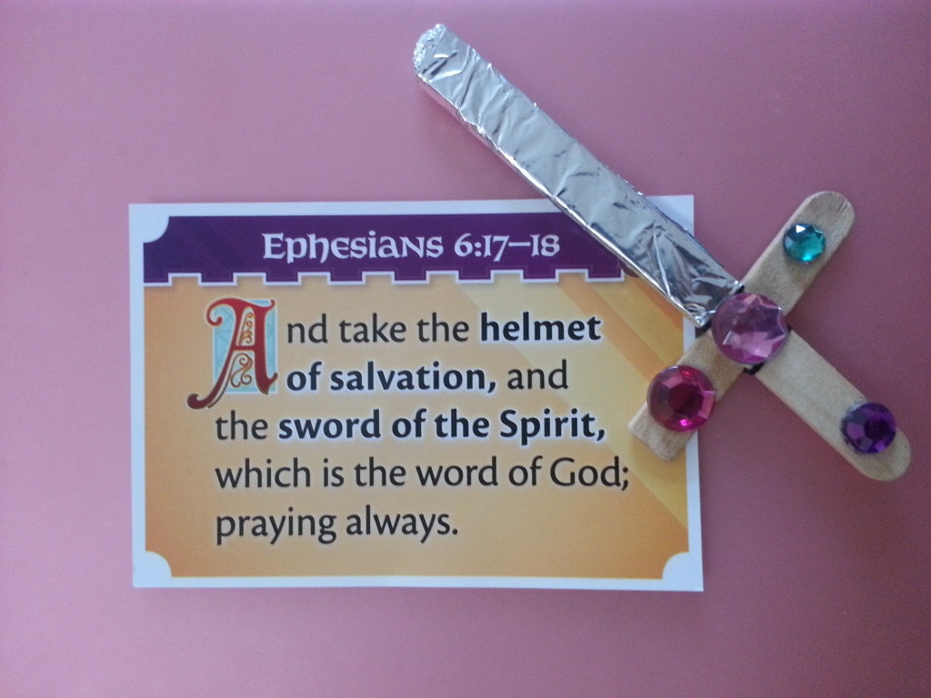 15 Armor Of God Activities, Crafts & Snacks For Kids - Making Time ...