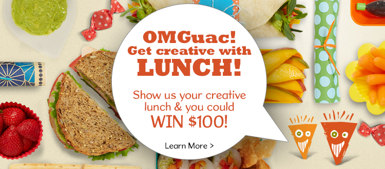 Wholly Guacamole® OMGuac Lunch Contest