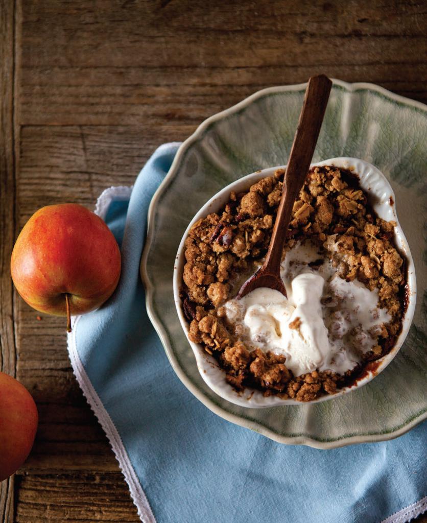 Gluten-Free Apple Crisp {Recipe}