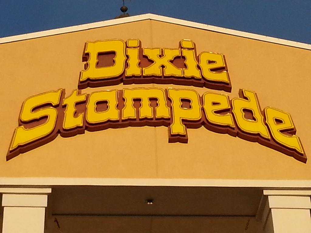Dolly Parton's Dixie Stampede Dinner Show {Branson, MO}
