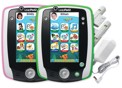 LeapPad2 Power Prize Pack Giveaway {$170 Value}