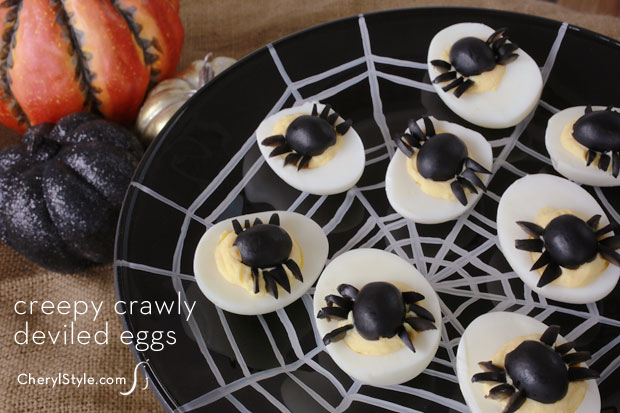 5 Halloween Party Foods