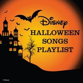 disney halloween soundtrack