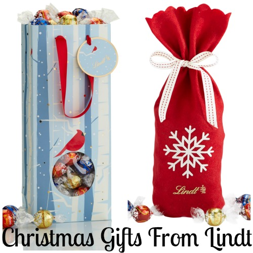 Gift Giving With Lindt Chocolates